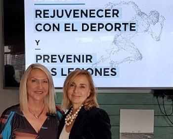 """""""Rejuvenecer con el deporte y prevenir las lesiones"""" en La Masó Sports Club"""