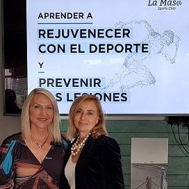 «Rejuvenecer con el deporte y prevenir las lesiones» en La Masó Sports Club