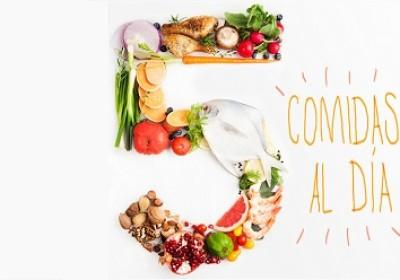 Realizar varias comidas al día ayuda a mantener el peso y a comer de forma más saludable