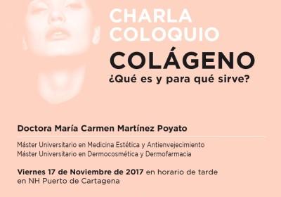 CHARLA COLOQUIO 17/11/2017