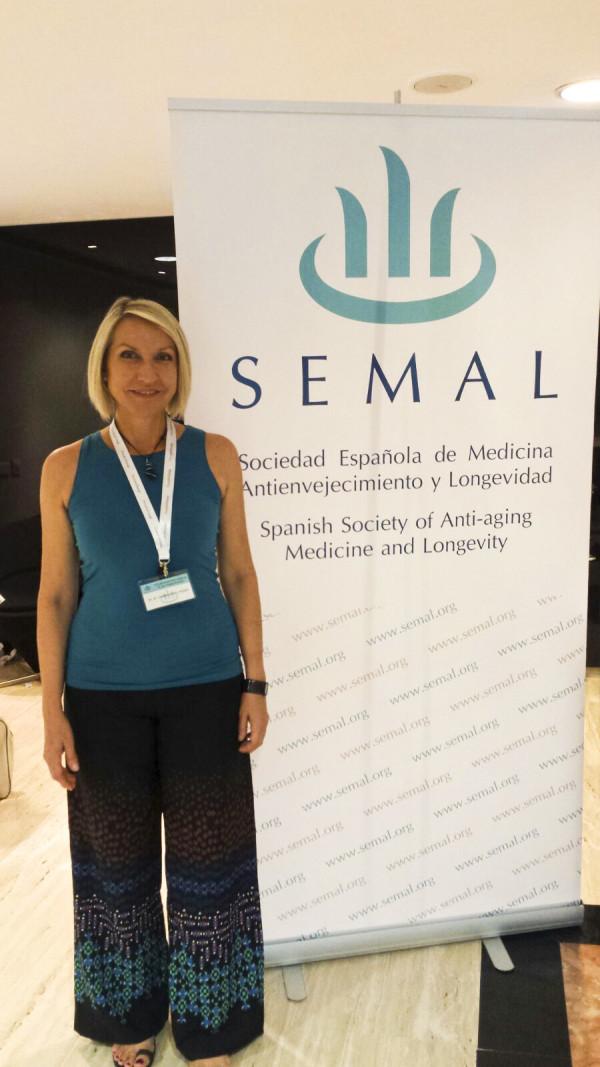 XV Congreso Internacional de la Sociedad Española de Medicina Antienvejecimiento y Longevidad (SEMAL)