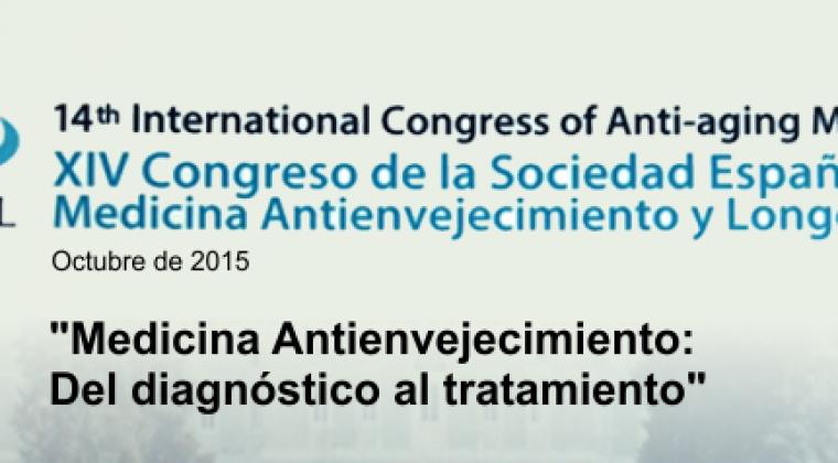 Participación en el  curso «Medicina Antienvejecimiento: Del diagnóstico al tratamiento»