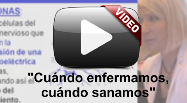 Video conferencia «Cuándo enfermamos, cuándo sanamos».